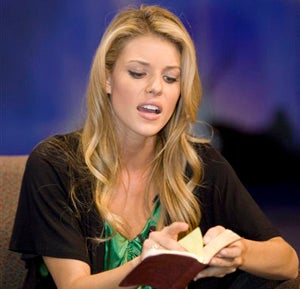 Carrie Prejean Heads To Fox News... And Not As A Guest