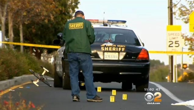 LA Sheriff's Deputy Who Killed Former Napster Exec Won't Be Charged