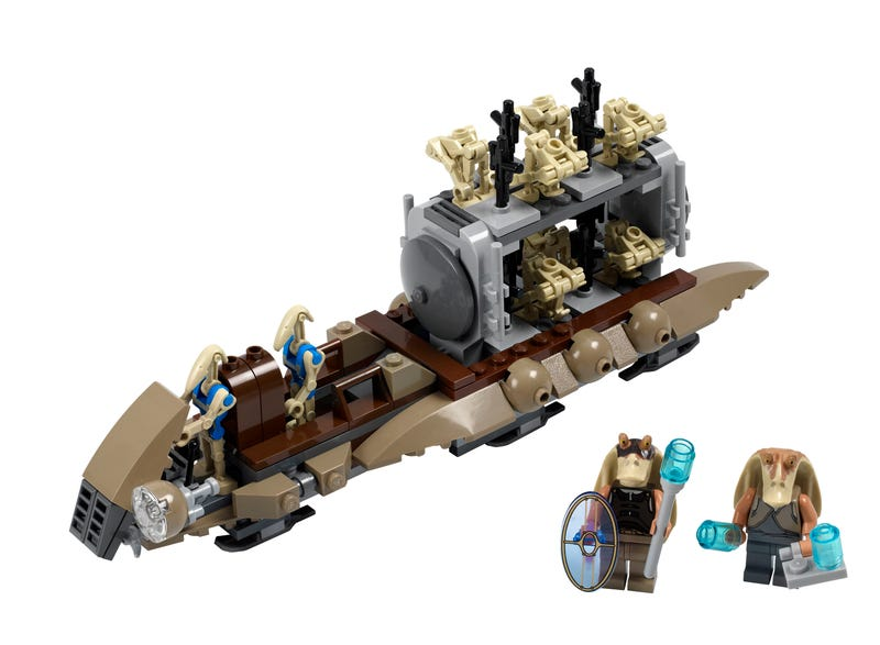 Lego Star Wars 2011 Gallery