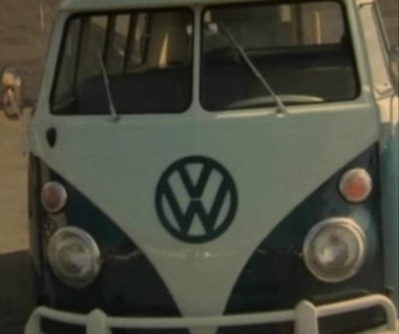 Stolen VW Bus Returned — After 36 Years