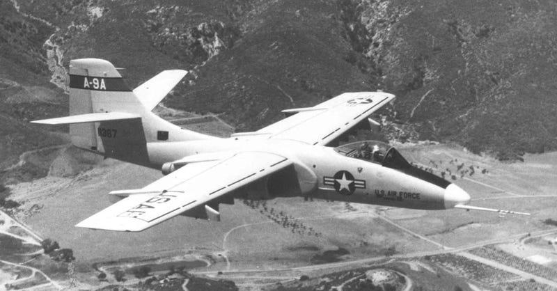 Northrop YA-9
