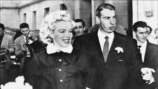 The Night Sinatra And DiMaggio Heard Marilyn Was Humping Some Guy