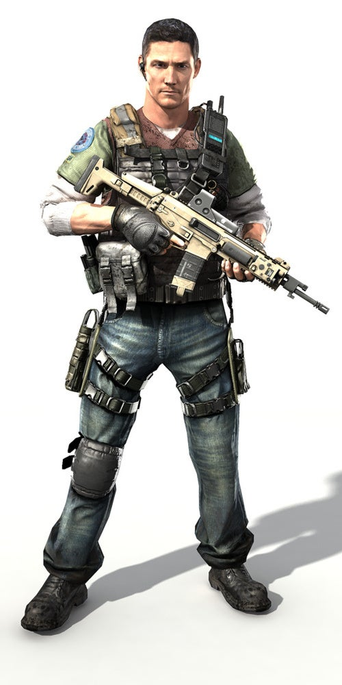 Meet Your New Ops Com for SOCOM 4