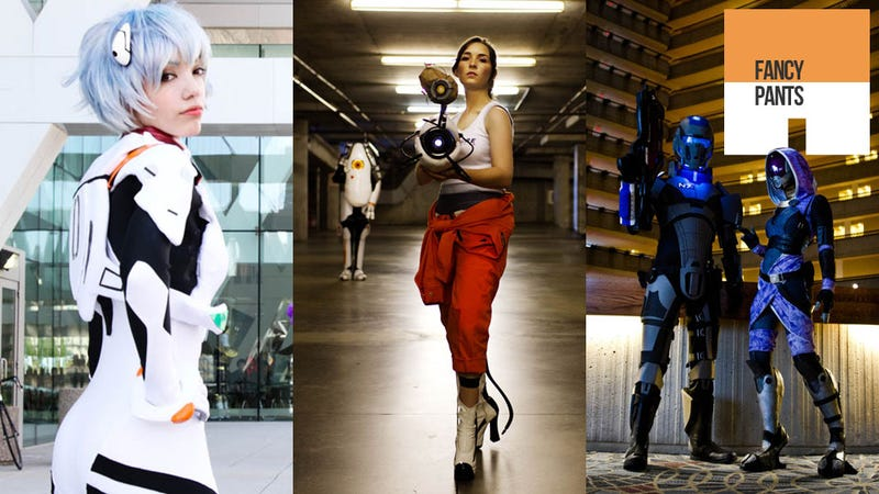 The Very Best In Cosplay: Anna Fischer