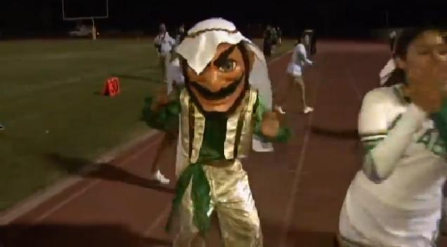 "California High School Gets Rid Of Its ""Arab"" Mascot, Belly Dancers"