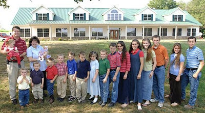 Fertility Field Guide: Debunking The Duggars