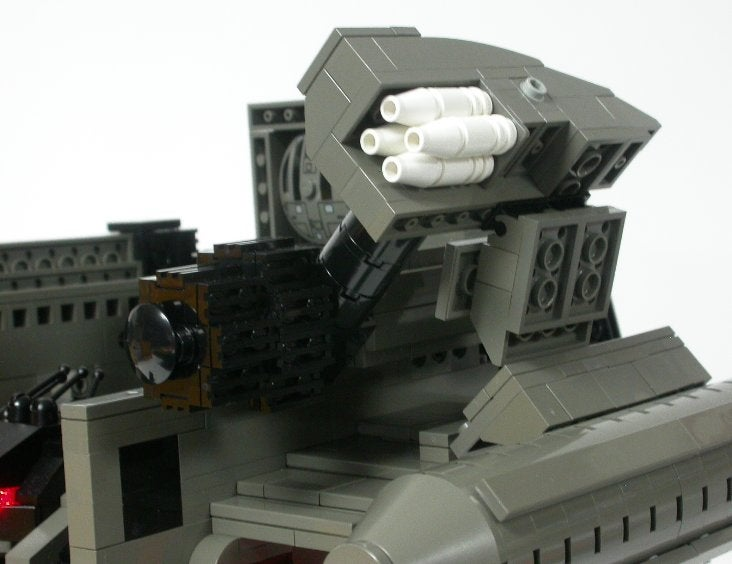 LEGO Decepticon Will LEGO Its Way Into Your Heart