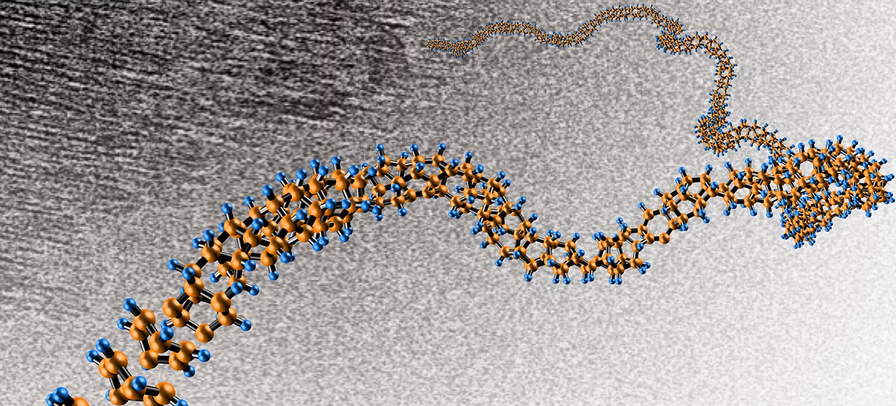 These Tiny Diamond Nanothreads Could Someday Support a Space Elevator
