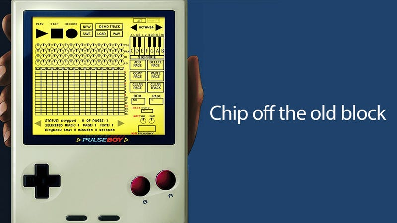 Make Chiptunes In Your Browser With This Awesome, Simple Sequencer