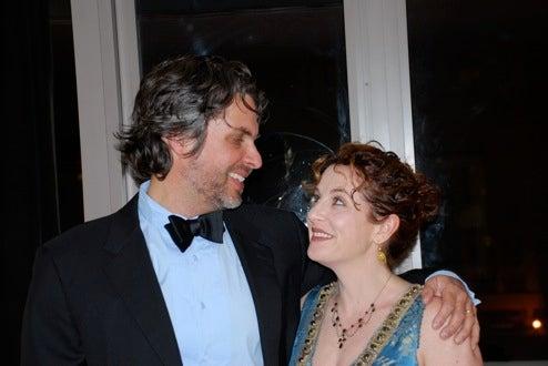 Michael Chabon's Wife Had Way More Inaugural Fun Than You
