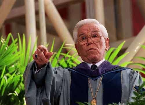 Broke California Mega Church Gets New Preacher