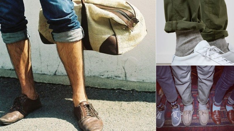 To Roll or Not to Roll?: The Sartorial Question Every Man Must Ask Himself