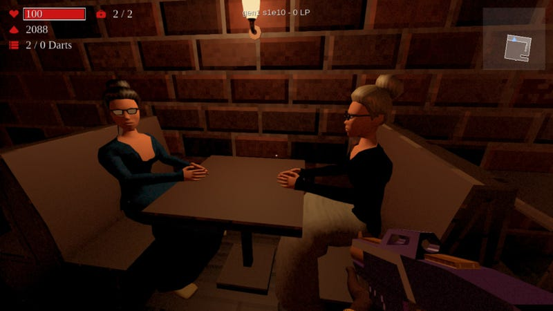 Slayer ShockIs A Stealth Game For BuffyFans