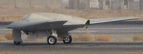 USAF Confirms New Secret Stealth Plane