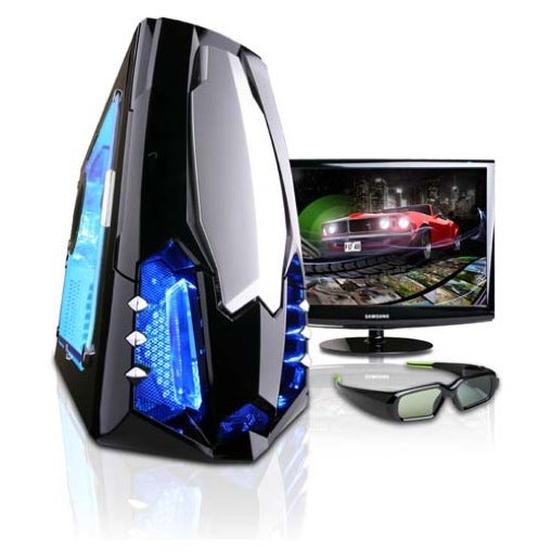 CyberPower Gamer Xtreme 3D Desktops