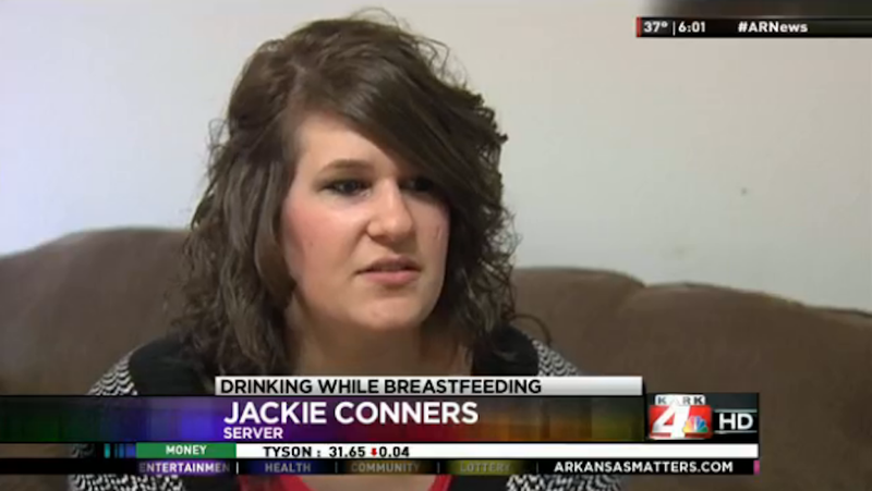​Woman Fired After Calling Cops on Mom Drinking and Breastfeeding