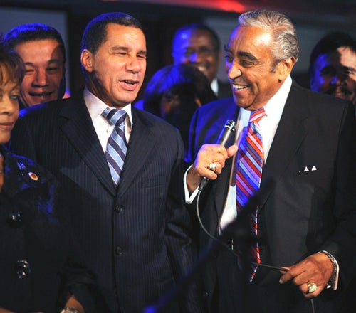 If Charlie Rangel Steps Down, How About Rep. David Paterson?