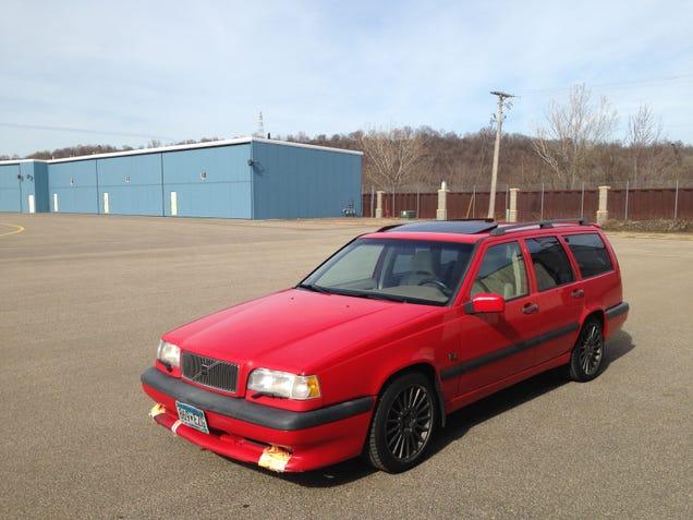 1996 Volvo 850R Wagon: The OppositeLock Review