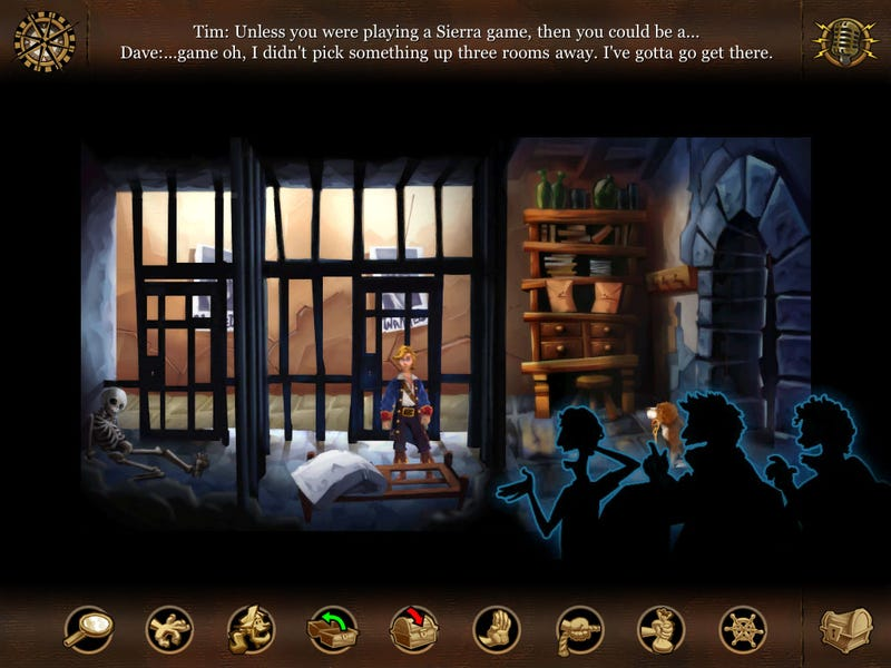 Monkey Island 2 Is What All iPad Gaming Should Be