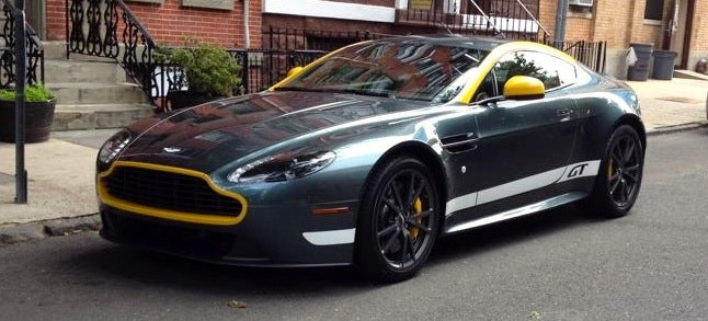 What Do You Want To Know About The Aston Martin V8 Vantage GT?