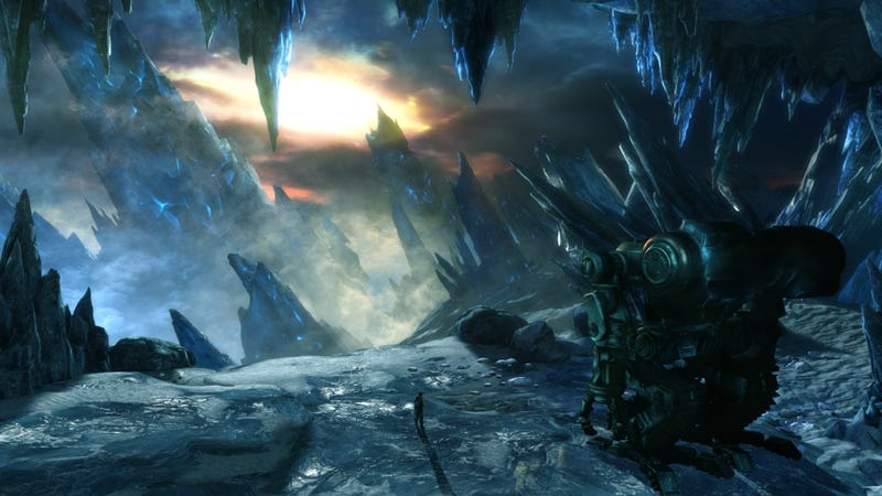 Lost Planet 3 Goes Back to the Bug-Blasting Basics and Adds Horror