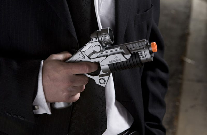Meet The 007 Of Wii Gun Accessories