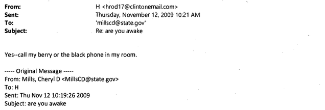 Hell Is Other People's Email: The Best of Hillary Clinton's Inbox Dump