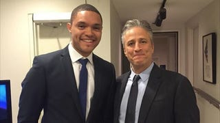 Trevor Noah Is Taking Over for Jon Stewart at <i>The Daily Show</i>