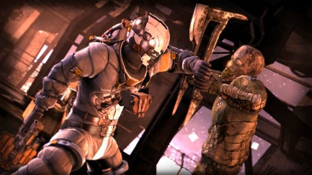 PR Vs. Reality: A Dead Space 3 Story