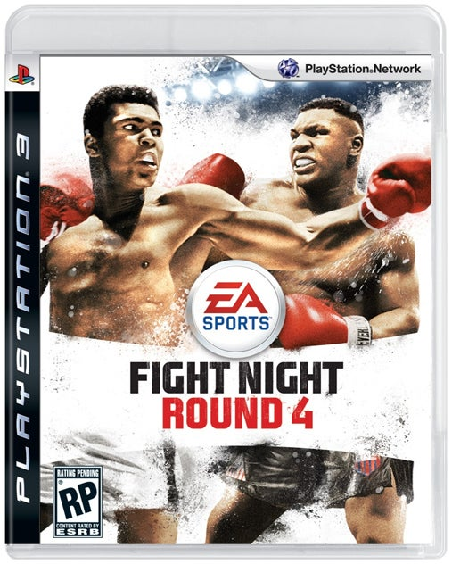 It's Tyson Vs. Ali On The Fight Night 4 Cover