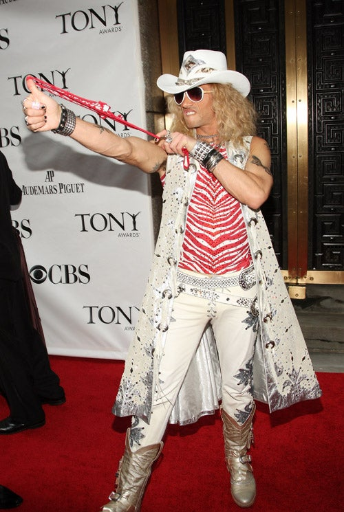Jazz Hands! At Tonys 2009!