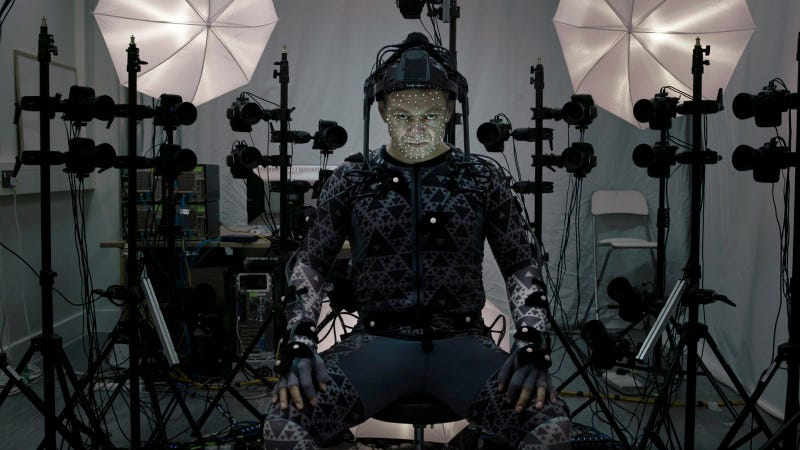 Primeros detalles del Líder Snoke, el misterioso villano deStar Wars: The Force Awakens