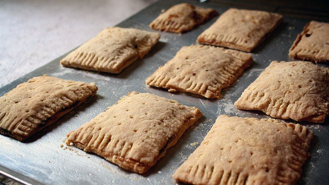 Make Wholesome, Homemade Pop-Tarts