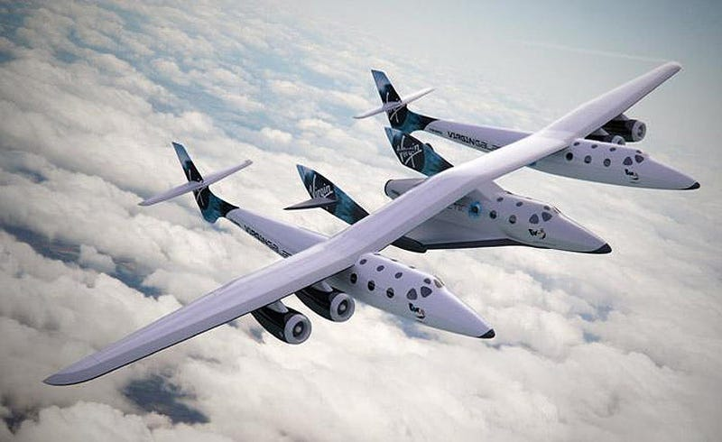 Virgin Galactic's Boss Says Space Travel Will Never Be Cheap