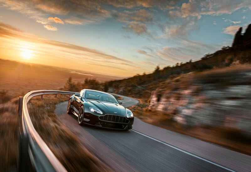 America Is Getting The Awesome Aston Martin N430, Only Not