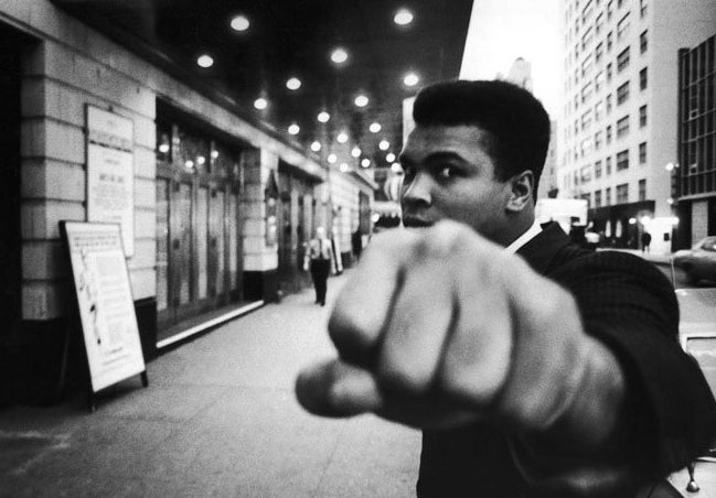 Ali In Exile: The Once And Future Champ Clowns In NYC, 1968