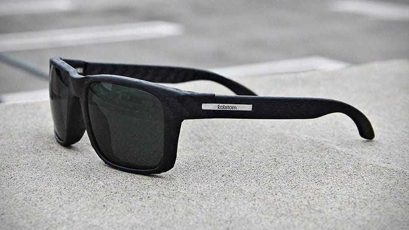 Carbon Fiber Sunglasses Sound So So So Great—Until You Stop and Think About Them