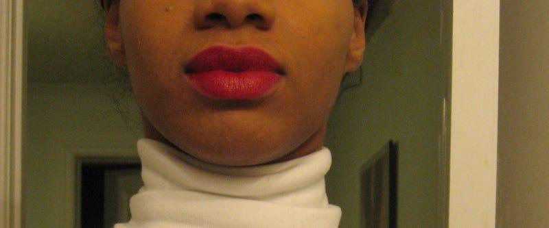 Red Lipstick. Feedback Needed
