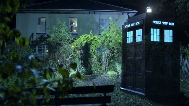 Welcome Back, Doctor Who!