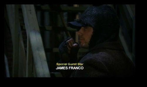 Liveblogging James Franco's Soap Opera Debut