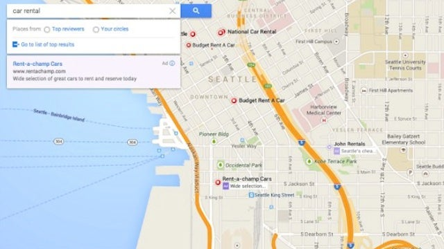 Is This the New Google Maps?