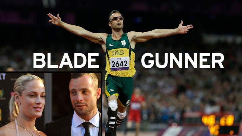 Olympic Hero Oscar Pistorius Charged With Murder in Shooting Death of Girlfriend