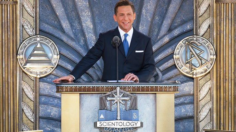 Department of Homeland Security Staffer Pulls Out of Scientology Event
