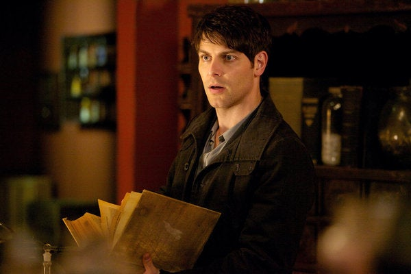 Grimm 'Love Sick' Promo Photos