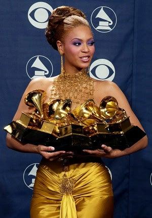 The Grammys Slim Down