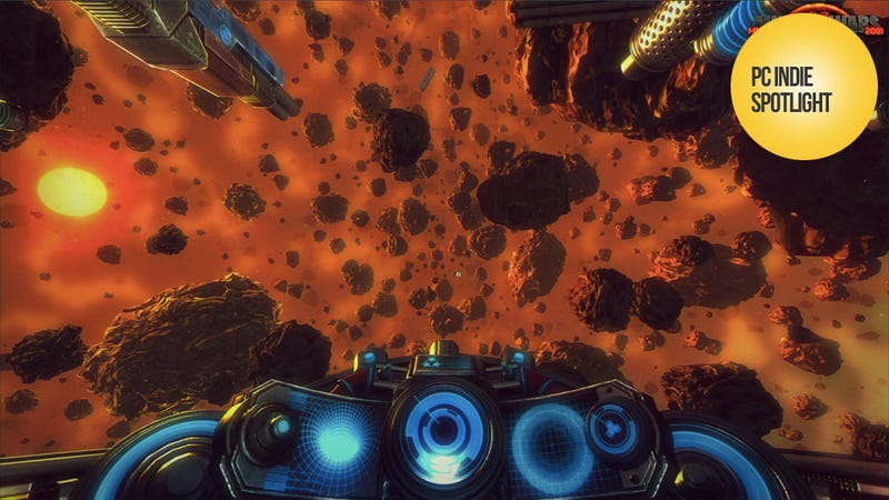 Miner Wars 2081 Takes Space Combat to a Creative New Level
