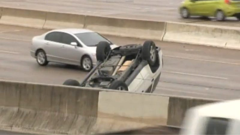 There Have Been 274 Car Crashes In Austin Today
