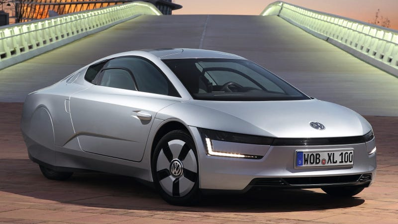 Wait, The Volkswagen XL1 Is Going To Cost How Much?!?