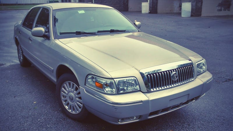 2007 Mercury Grand Marquis LS: The Oppositelock Review