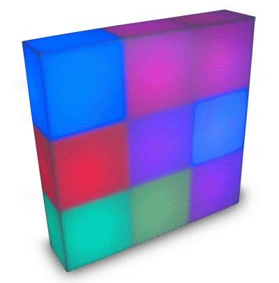 Multicolor LED Panel Won't Get You Laid